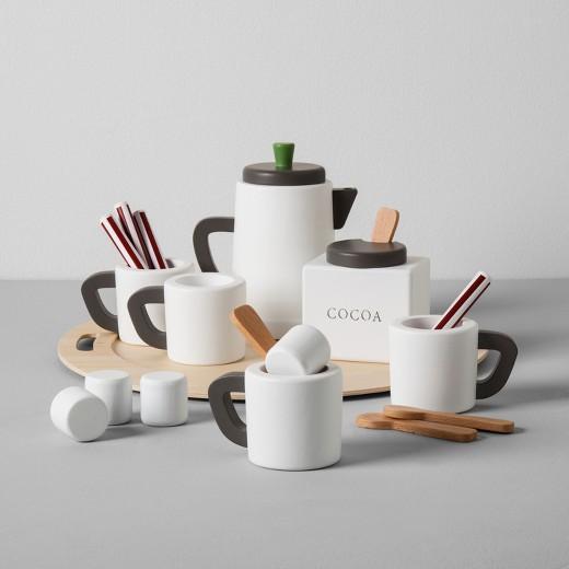 Adorable Hot Chocolate Set at Target