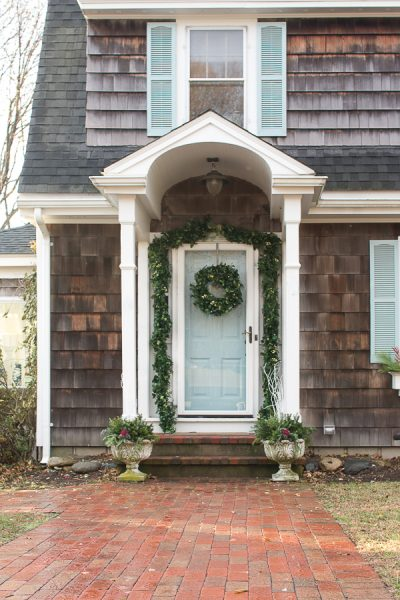 Coastal Christmas Home Tour I Finding Silver Pennies