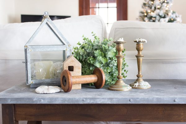 Simple Christmas Decorating I Finding Silver Pennies