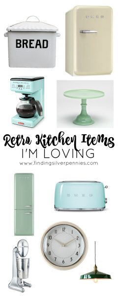 Retro Kitchen Ideas (that also make great gifts)