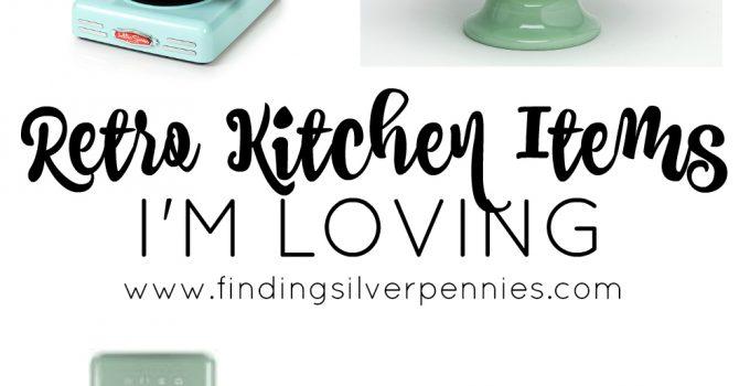 Retro Kitchen Ideas (that also make great gifts)