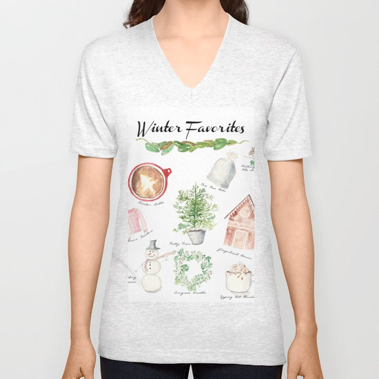 Winter Favorites T-Shirt I Finding Silver Pennies
