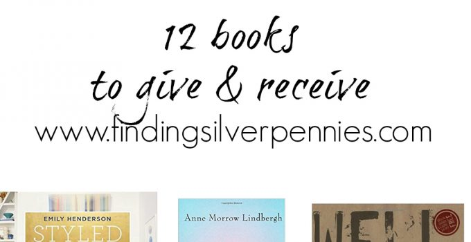 Twelve Books to Give & Receive