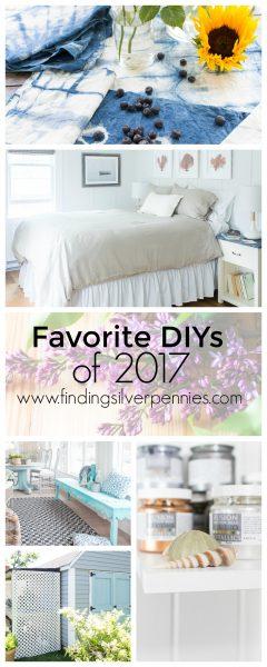 Favorite DIYs of 2017