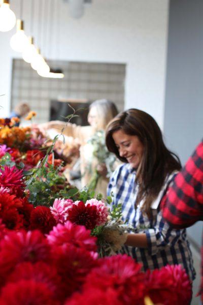 Flower Workshop I Finding Silver Pennies