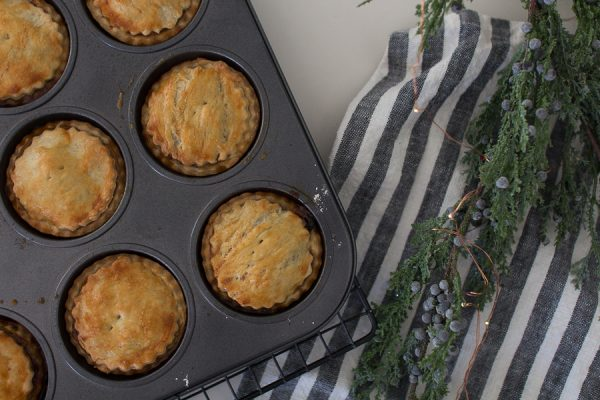 How to Make Easy Mince Pies - Finding Silver Pennies