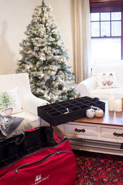Christmas Storage Solutions - Finding Silver Pennies