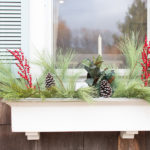 How to Decorate Your Window Boxes for Christmas