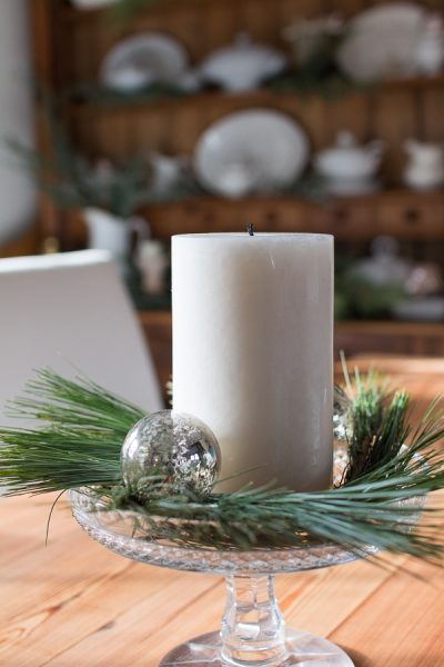 Simple Decorating for Christmas I Finding Silver Pennies
