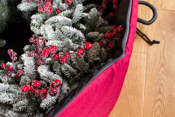 My favorite storage options for Christmas decorating - Finding Silver Pennies