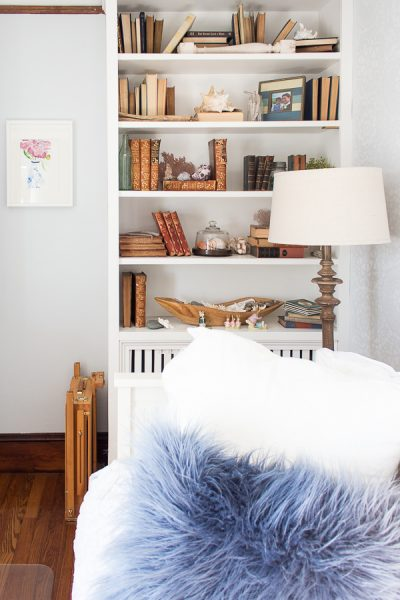 Tips for creating a tidy and inspiring studio / office - Finding Silver Pennies