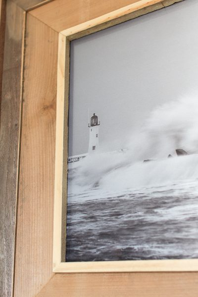Scituate Lighthouse Print by Kjeld Mahoney Photography
