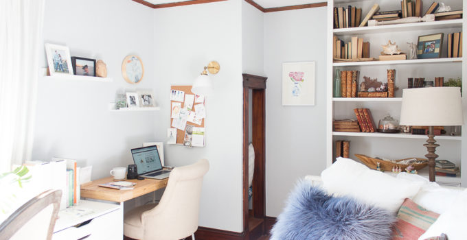 How to Create A Multi-Purpose Creative Space