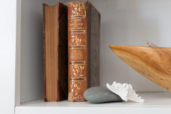 I love antique and vintage books - Finding Silver Pennies