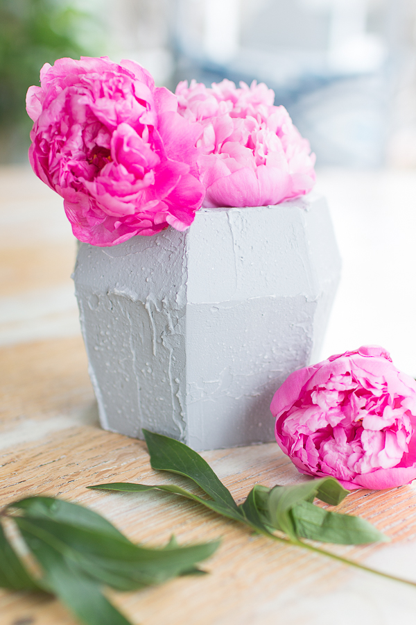 How to Make Faux Concrete at Home I Finding Silver Pennies