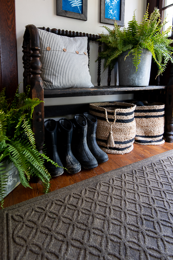 Perfect Place For Muddy Boots - Finding Silver Pennies