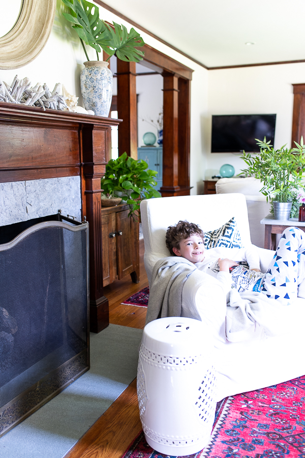 Relaxed Coastal Style - Finding Silver Pennies