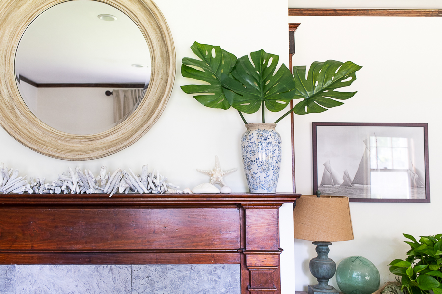 Simple Coastal Style - Finding Silver Pennies