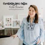 Creativity Over Coffee: Kate Bowler