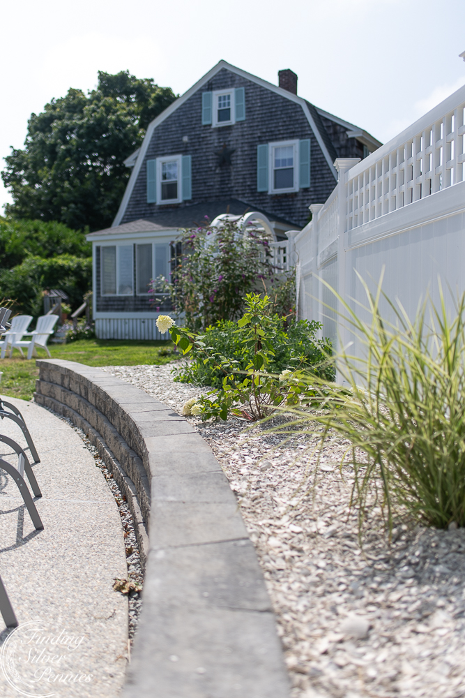 Garden and Pool Reveal - Finding Silver Pennies