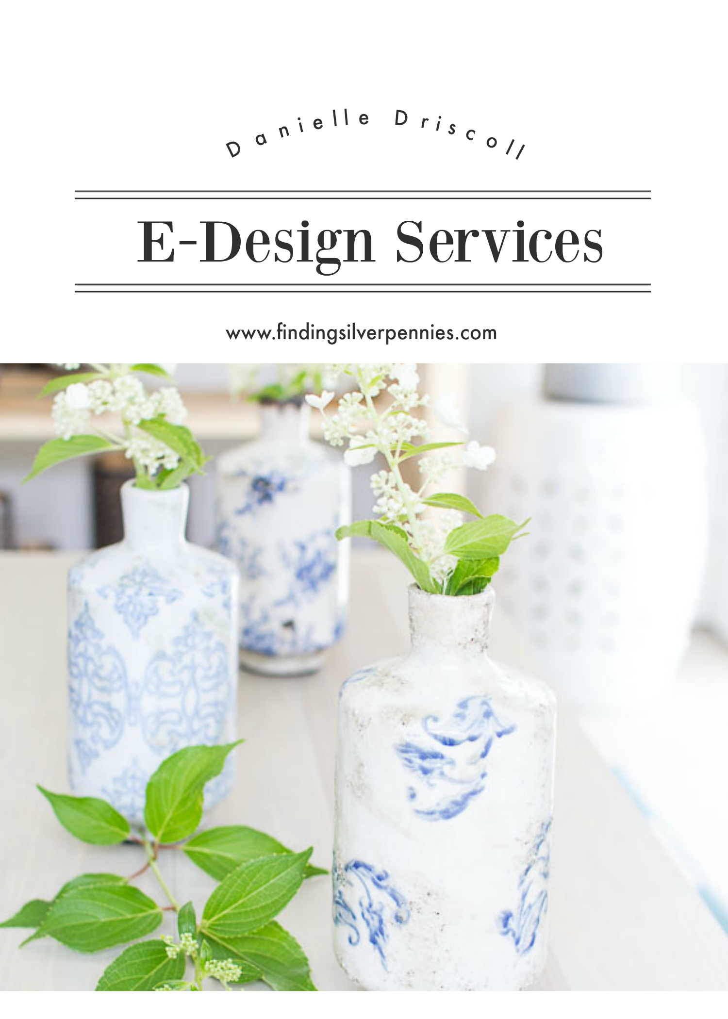 e Design Services by Danielle of Finding Silver Pennies