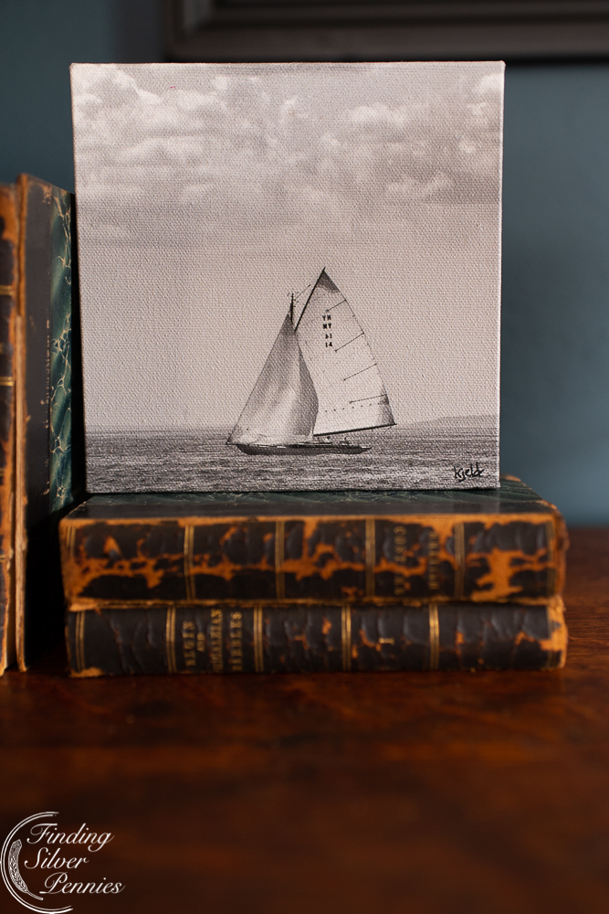 A canvas image from Kjeld Mahoney Photography, Scituate, MA