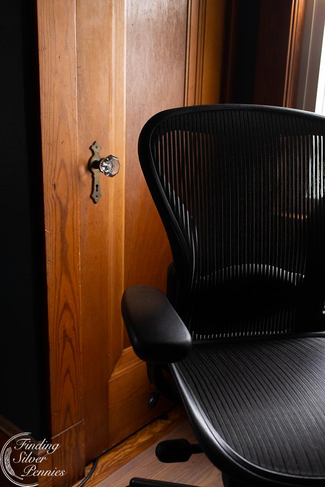Fantastic office chair - the Aeron