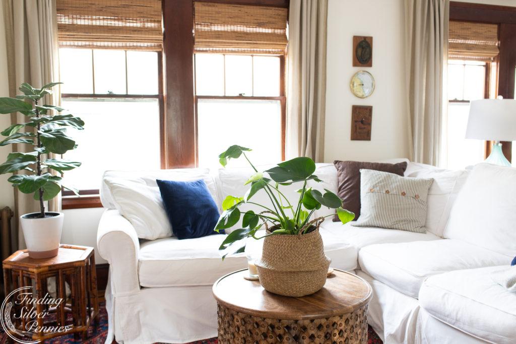 Coastal style and a few favorites from Ikea #ikea #affordableinteriors #homedecor