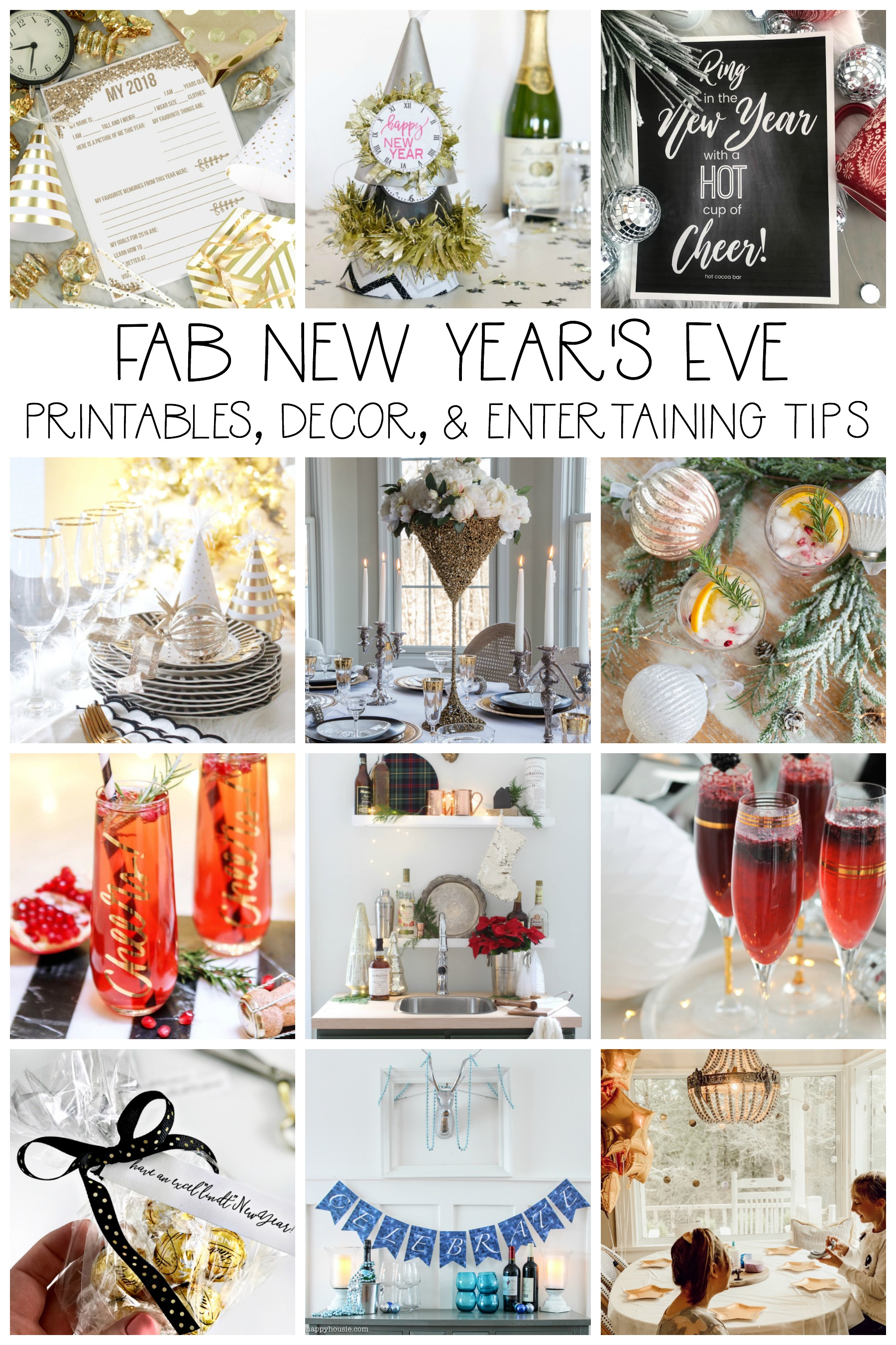 and today im joined by some friends who are also sharing their fabulous new years eve entertaining ideas recipes and printables with you