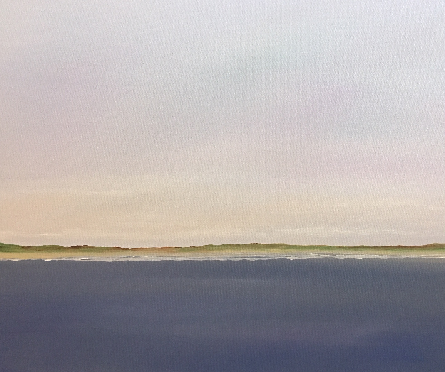 Gorgeous seascapes by Becky O'Toole #interview #creativity #coastal #seascapes