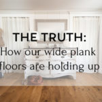 How are our hardwoods holding up?