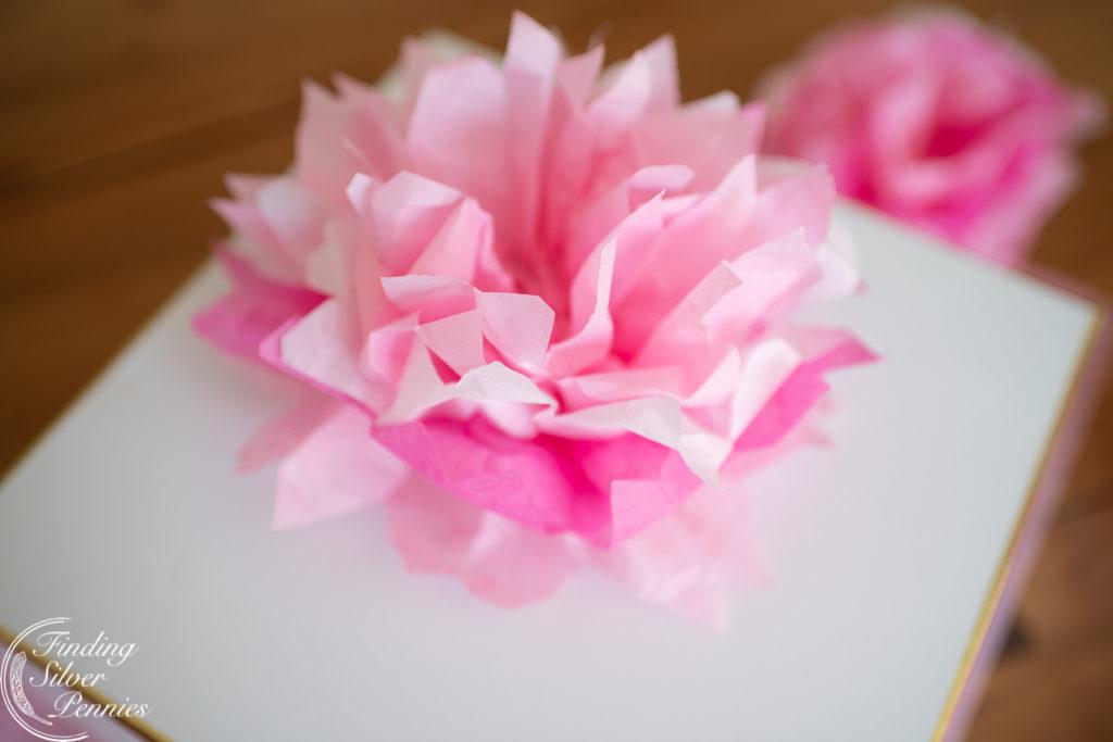 Beautiful paper peonies #crafts #tissuepaperflowers #paperflowers #spring