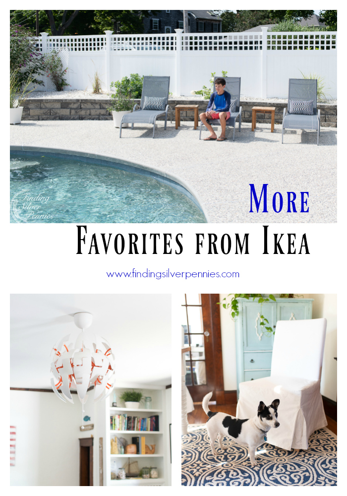 More favorites from Ikea | Finding Silver Pennies #ikea #affordableinteriors #homedecor