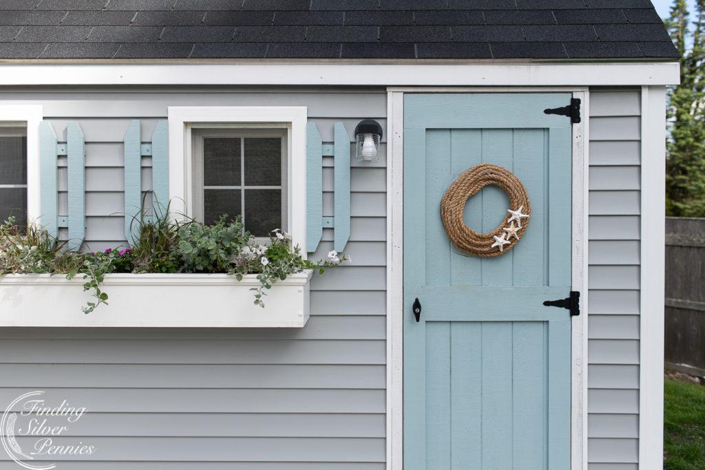 Brilliant Diy Coastal Window Box Finding Silver Pennies Download Free Architecture Designs Lectubocepmadebymaigaardcom