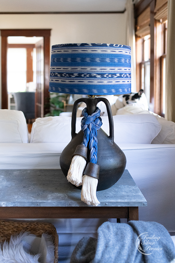 Decorating With Blue Finding Silver Pennies
